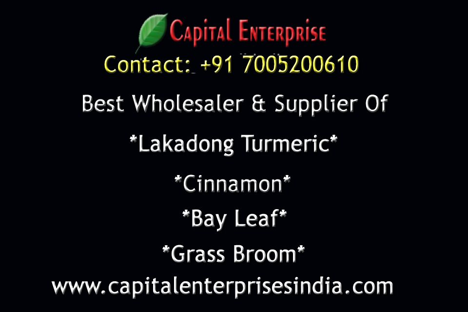 Best Authentic Registered Lakadong Turmeric Wholesaler and Distributor In North East – Assam – Shillong – Meghalaya India
